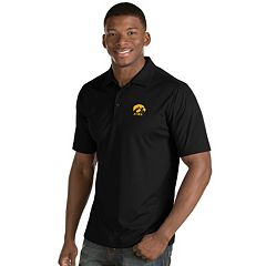 Men's Antigua Iowa Hawkeyes Inspire Polo
