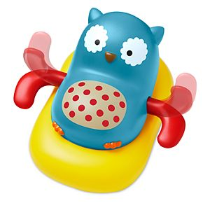 Skip Hop Zoo Paddle & Go Owl Bath Toy