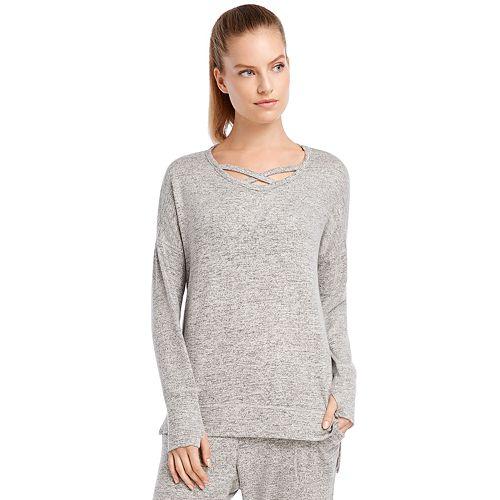 Women's Jockey Sport Warm & Cozy Pullover Top