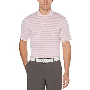 Men's Jack Nicklaus 3 Color Stripe Polo