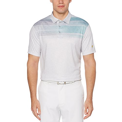 Men's Jack Nicklaus Scattered Heather Chest Polo