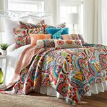 Levtex Rhapsody Quilt Set with Shams