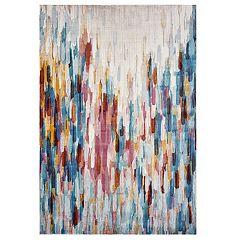 KAS Rugs Arte Moderne Colorful Rug