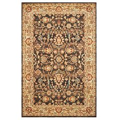 KAS Rugs Casablanca Framed Traditional Rug