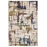 KAS Rugs Hue Cityspace Abstract Rug