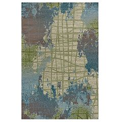KAS Rugs Illusions Abstract Rug
