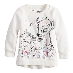 Disney's Bambi Baby Girl Softest Fleece Sweatshirt by Jumping Beans®