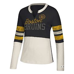 Women's adidas Boston Bruins Finished Tee