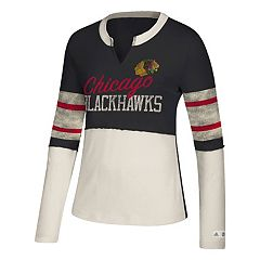 Women's adidas Chicago Blackhawks Finished Tee