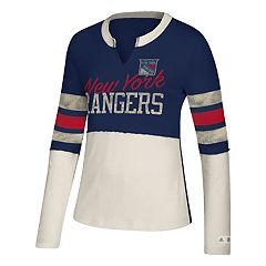 Women's adidas New York Rangers Finished Tee