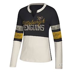 Women's adidas Pittsburgh Penguins Finished Tee