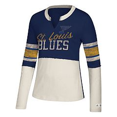 Women's adidas St. Louis Blues Finished Tee