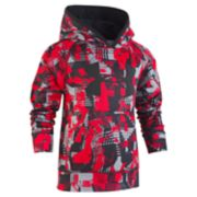 Boys 4-7 Under Armour Abstract Big Logo Pullover Hoodie
