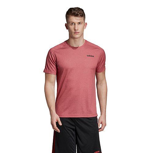 Big & Tall adidas D2M essential tee