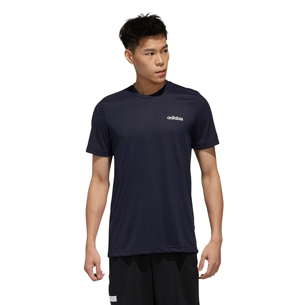 Big & Tall adidas D2M Essential Tee