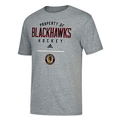 Men's adidas Chicago Blackhawks Property Of Tee