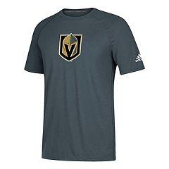 Men's adidas Vegas Golden Knights Logo Tee