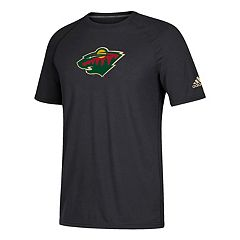 Men's adidas Minnesota Wild Logo Tee