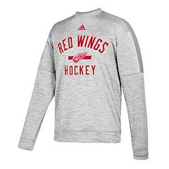 Men's adidas Detroit Red Wings Team Issue Sweatshirt