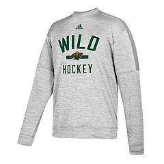 Men's adidas Minnesota Wild Team Issue Sweatshirt