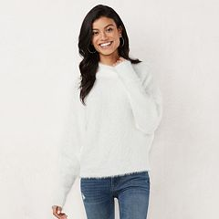 Women's LC Lauren Conrad Mockneck Dolman Sweater