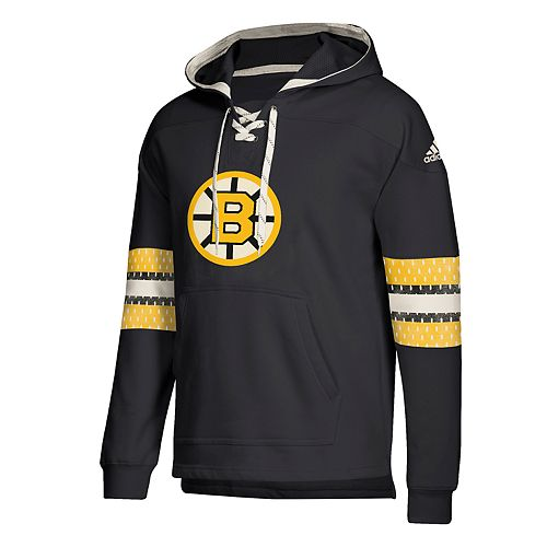 Men's adidas Boston Bruins Jersey Hoodie
