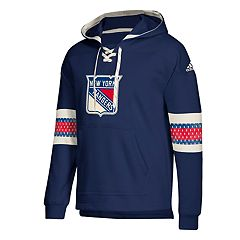 Men's adidas New York Rangers Jersey Hoodie