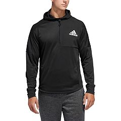 Big & Tall adidas Team Issue Performance Pullover Hoodie
