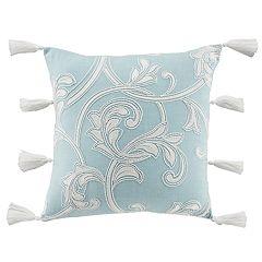Croscill Willa Square Throw Pillow