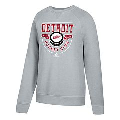 Men's adidas Detroit Red Wings Club Sweatshirt