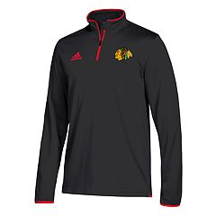 Men's adidas Chicago Blackhawks Center Ice Pullover