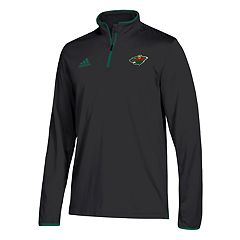 Men's adidas Minnesota Wild Center Ice Pullover