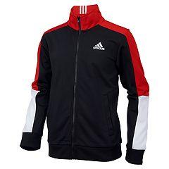 Boys 8-20 adidas Paramount Tricot Jacket