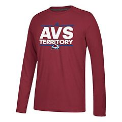Men's adidas Colorado Avalanche Ultimate Tee