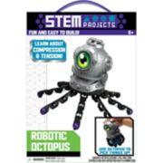Tara Toy STEM Projects Robotic Octopus