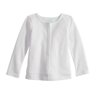 Toddler Girl Jumping Beans® Solid Cardigan