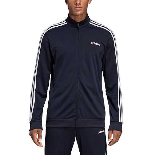 Big & Tall Adidas® Essential 3-Stripe Track Jacket