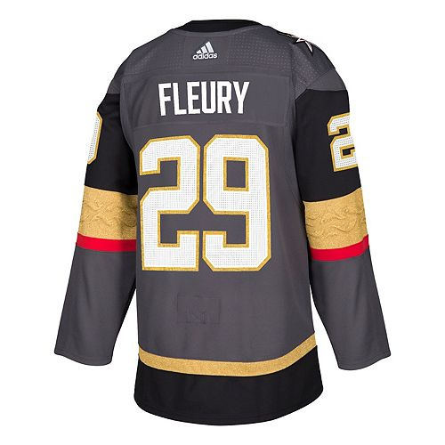 huge discount 32f62 185e0 Men's adidas Vegas Golden Knights Marc-André Fleury Jersey