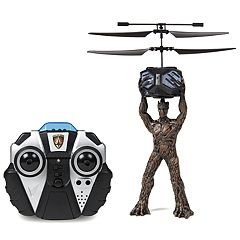 World Tech Toys Marvel Groot Helicopter