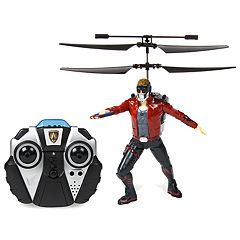 World Tech Toys Marvel Starlord Helicopter