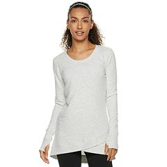 Women's Tek Gear® Cross Hem Tunic