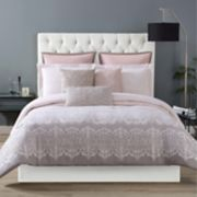 Christian Siriano Ombre Lace Comforter Set