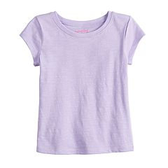 Toddler Girl Jumping Beans® Slubbed Tee