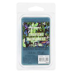 SONOMA Goods for Life™ Tropical Rainforest Wax Melt 6-piece Set