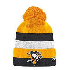 Adult adidas Pittsburgh Penguins Beanie