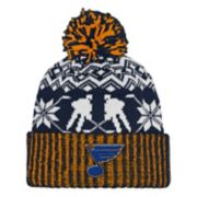 Adult adidas St. Louis Blues Ugly Sweater Beanie