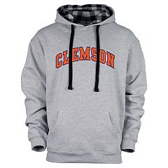Men's Clemson Tigers Benchmark Colorblock Hoodie