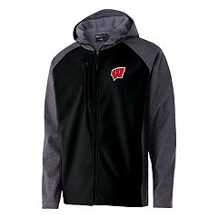 Men's Wisconsin Badgers Raiders Softshell Jacket