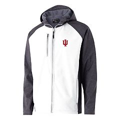 Men's Indiana Hoosiers Raiders Softshell Jacket