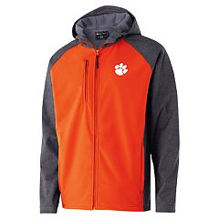 Men's Clemson Tigers Raiders Softshell Jacket